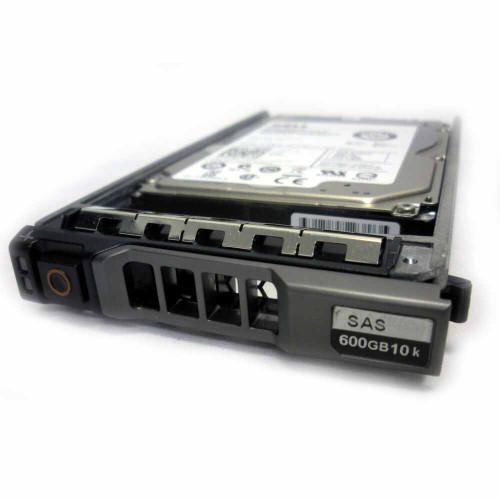Dell TJGV4 Hard Drive 600GB 10K SAS 2.5in