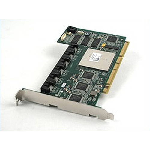 Dell Adaptec 6-Port SATA RAID Adapter 64MB PCI-X AHA-2610SA XD084