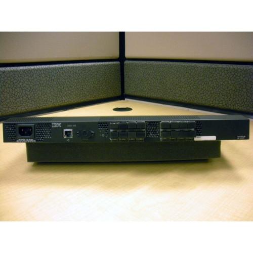 IBM 2005-B16 SAN16B-2 Full Fabric San 16 port 4GB Fibre Channel (FC) Switch