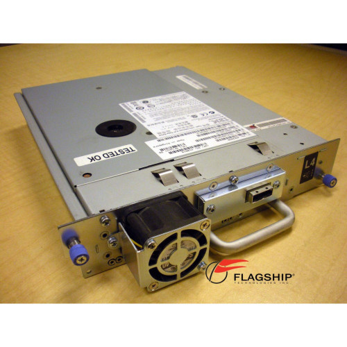IBM 8147-3573 Tape Drive 800/1600GB Ultrium LTO-4 3Gbps SAS Half Height for 3573
