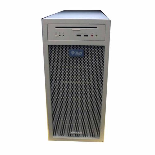 SUN Ultra 25 Server Configuration
