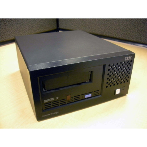 IBM 3580-L33 / 23R5922 400/800GB Ultrium LTO-3 External SCSI LVD Tape Drive via Flagship Tech