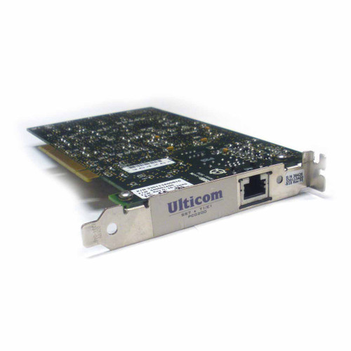 Ulticom 330113A00 SS7 T1/E1 PC0200 Links Card