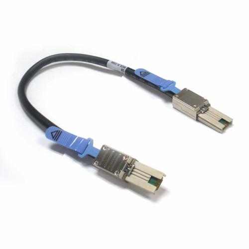 Oracle 530-3886 4x Mini SAS Cable SFF-8088 .5m