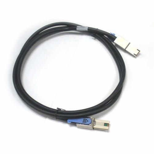 Oracle 530-3883 4x Mini SAS Cable SFF-8088 2m