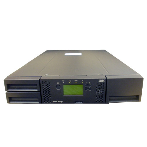 IBM 3573-L2U TS3100 Tape Library 24 Slot No Drives Multi Platform Support via Flagship Tech