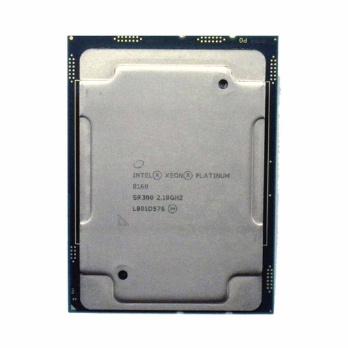 Intel SR3B0 Processor 24-Core 2.1Ghz Xeon 8160
