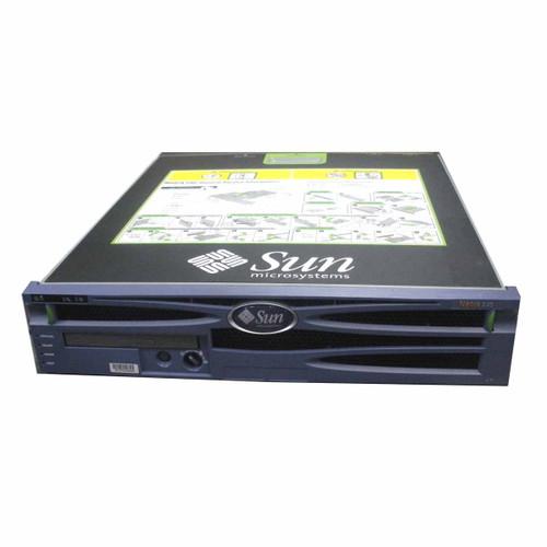 Sun Netra240 2x1.5Ghz 2GB 2x146GB 15K, DVD
