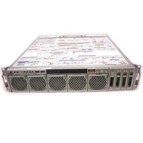 Sun Netra SPARC T4-1 8-Core 2.85GHz 64GB Ram 300GB 10K SAS Server