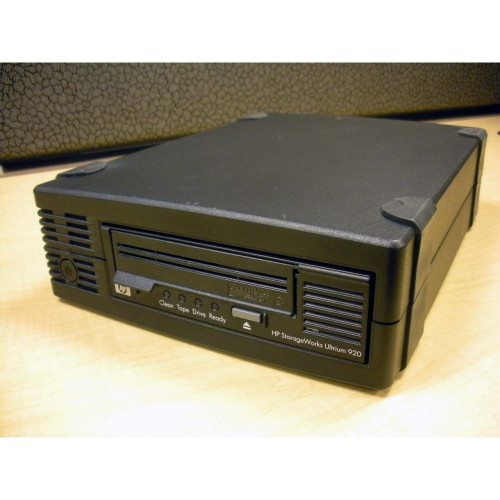 HP EH842A 443584-001 StorageWorks Ultrium 920 LTO3 HH SCSI External Tape Drive