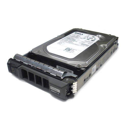 """Dell U717K Seagate ST3500414SS 500GB 7.2K NL SAS 3.5"""" 6Gbps Hard Drive"""