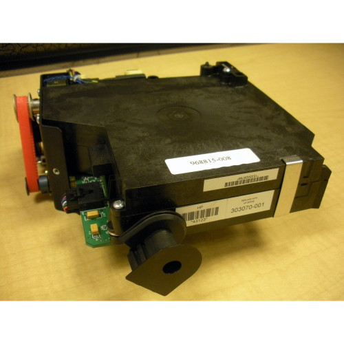 HP 303070-001 MSL Shuttle Assembly with Barcode Reader