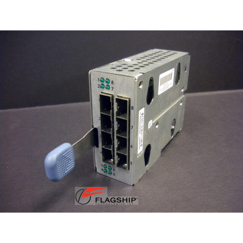 HP 321145-001 BL P-Class GbE2 SAN Cube Module with FC Conditioning Card