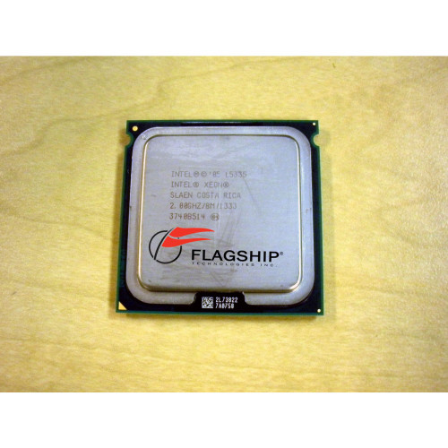 Intel SLAEN Xeon L5335 CPU (LV) 2.0GHz 8MB 1333MHz FSB Quad-Core