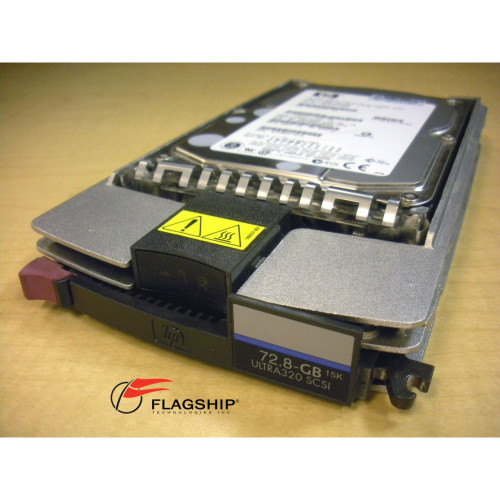 HP 289243-001 72.8GB 15K Ultra320 SCSI Hard Drive