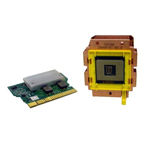 HP 311583-B21 Intel Xeon 3.4GHz/1MB Processor Kit for DL380 G4 via Flagship Tech