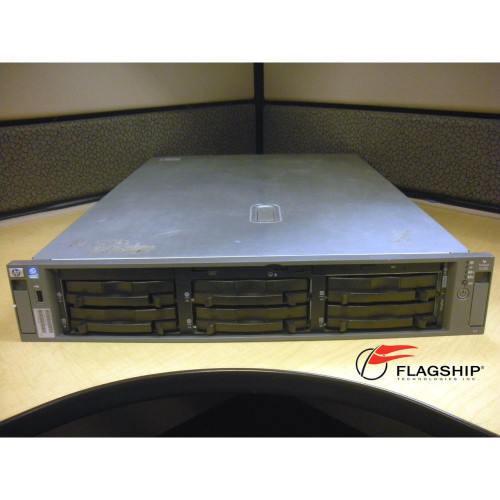 HP 378738-001 DL380 G4 Xeon 3.4GHz/2MB (2P) 2GB Server