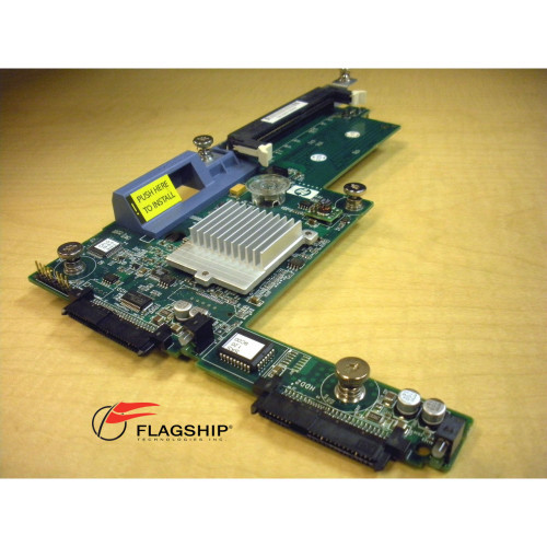 HP 410300-001 HDD Backplane Board with E200i Controller for BL460c