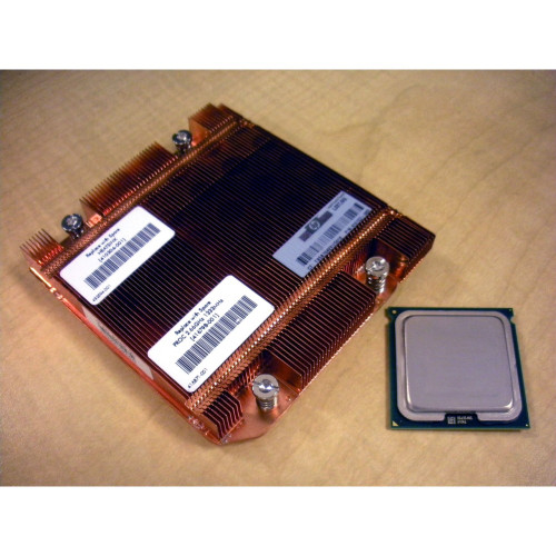 HP 416659-B21 Dual Core Intel Xeon 5150 2.66GHz/4MB Processor Kit for BL460c G1 via Flagship Tech