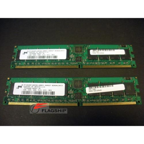 Sun X9296A 540-6428 2GB (2x 1GB) Memory Kit for V20z V40z (370-7805)
