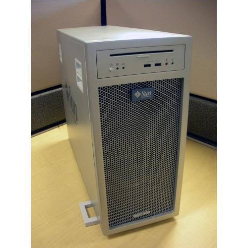 Sun A89-XHZB1-9AF-1GDU Ultra 25 1.34GHz, 1GB,  250GB, XVR100 Graphics