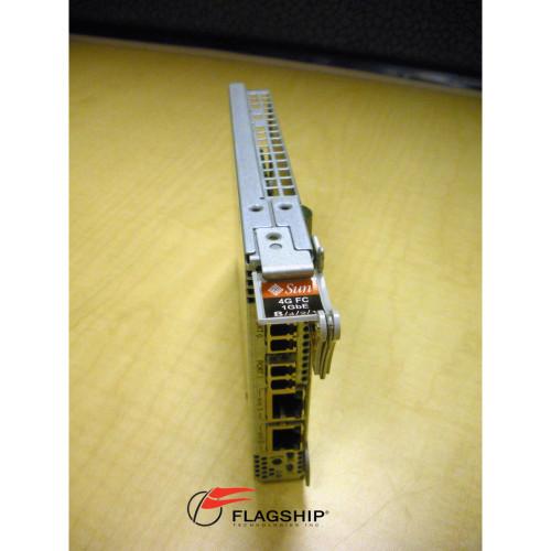 Sun SG-XPCIE2FCGBE-E-Z 371-4018 4Gb/sec PCI Express Dual FC / Dual Gigabit Ethernet