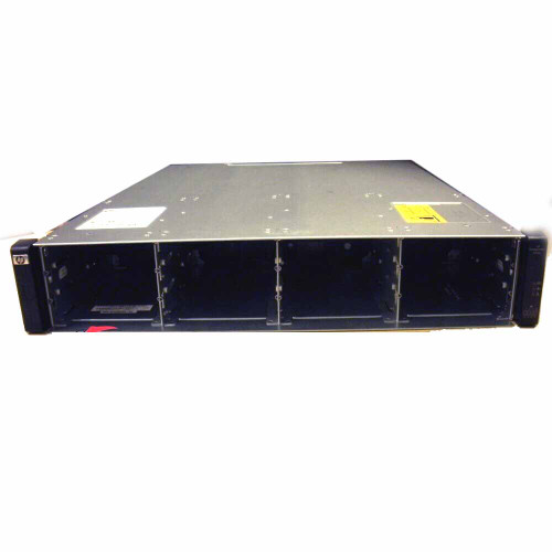 HP AP843A MSA P2000 G3 Dual I/O 6G LFF Drive Enclosure with Rack Kit