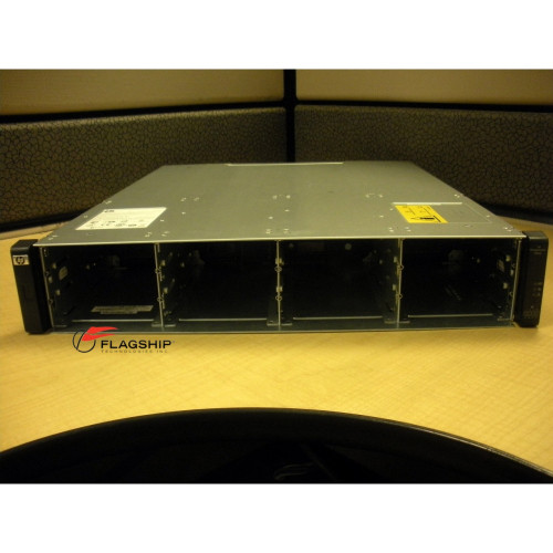 HP AP838A P2000 G3 LFF 12 Drive Bay Enclosure
