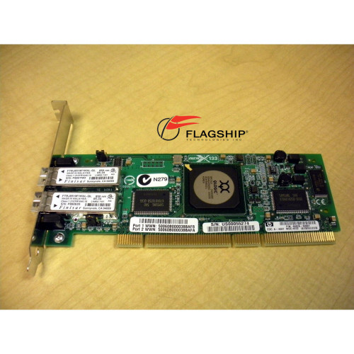 HP A6826A PCI-X Dual Channel FC HBA