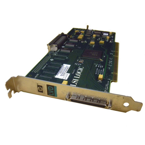 HP A6828A Single Port Ultra 160 LVD SCSI Adapter