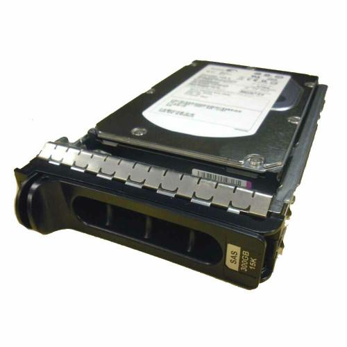 Dell GP880 Hard Drive 300GB 15K SAS 3.5in