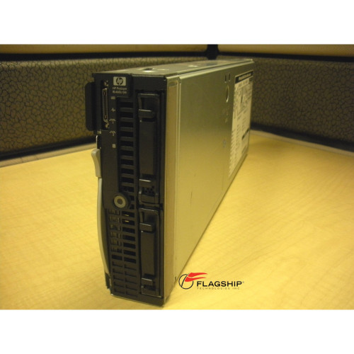 HP 507781-B21 BL460c G6 L5520 2.26GHz QC (1P), 6GB, P410i Blade Server