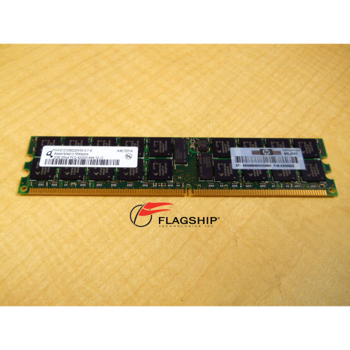 HP AB565AX 2GB 2Rx4 PC2-4200R DDR2 Memory DIMM