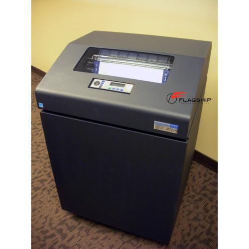 Printronix P7215 PSA3 Line Matrix Printer with IPDS & Ethernet equal to 6500-v15