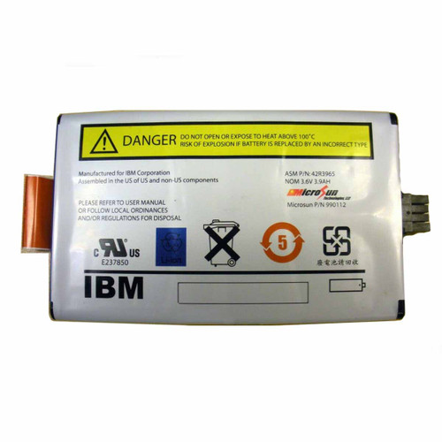 IBM 42R3965 Cache Battery Li-ion - 2 Year Warranty