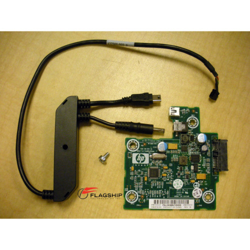 HP 518234-001 BLc3000 Media Board with Cable (SATA DVD Drive Model)