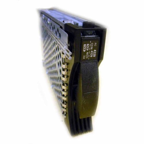 IBM 4329-9406 Hard Drive 282GB 15K 3.5in SCSI U320