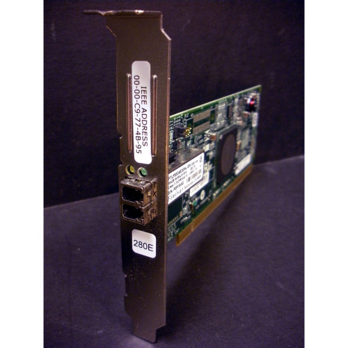 IBM 5761-9406 280D 03N5014 46K6838 PCI-X 4Gb Single Port FC Tape Controller via Flagship Tech
