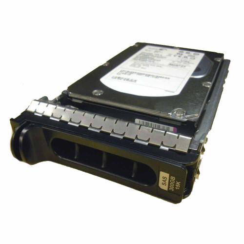 Dell HT953 Hard Drive 300GB 15K SAS 3.5in