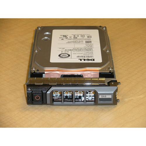 Dell T857K Hitachi 450GB 15K SAS 3.5in 6Gbps Hard Drive via Flagship Tech