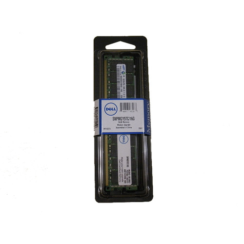 Dell SNPMGY5TC/16G 16GB (1x16GB) PC3L-10600R 2Rx4 1333MHz Memory RAM DIMM