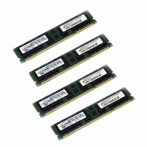 IBM 7890-91xx 8GB (4x 2GB) Main Storage Memory Kit 12R9253