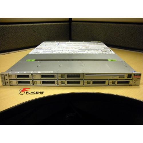 Sun X4170M2 2x 2.26GHz 6 Core, 64GB, 4x 146GB 10K SAS, DVD, Rack Kit