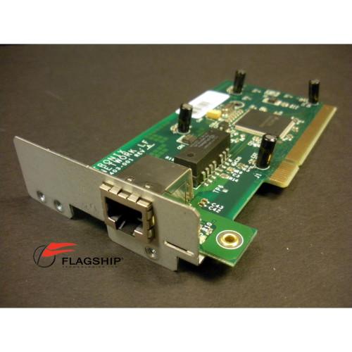 Printronix 250678-001 IBM 75P2812 PCI Ethernet Card for 6500 P7000