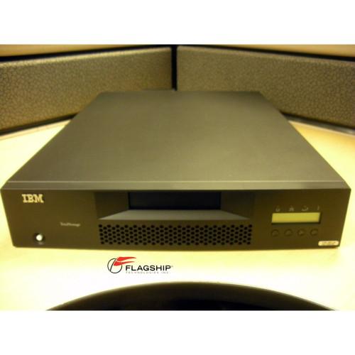IBM 3581-L28 1.6/3.2TB Ultrium LTO-2 Autoloader External LVD SCSI Tape Drive