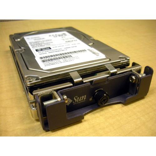 Sun XTA-3510-73GB-10K 540-5629 73GB 10K FC-AL Hard Drive for 3510 Array