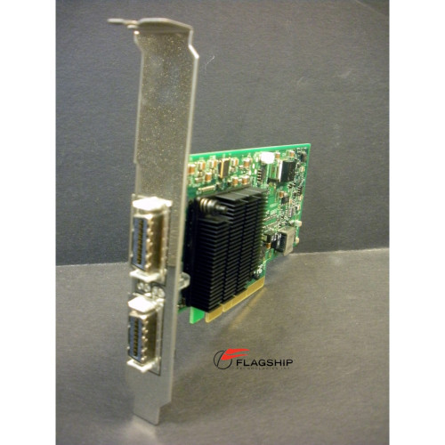 Sun 375-3549 X4217A-Z Dual Port 4x 20Gb/s (DDR-Double Data Rate) InfiniBand PCIe Host Channel Adapter