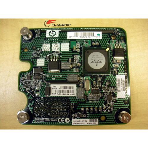 HP 406771-B21 419330-001 NC326m PCIe Dual Port 1Gb HBA for C-Class BladeSystem