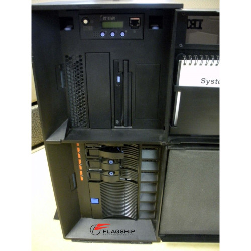 IBM 9111-285 IntelliStation POWER 285 p5+ Single Core 2.1GHz (5326), 8GB, 2x 146GB