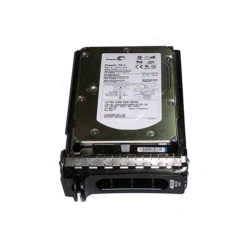36GB 15K U320 SCSI 80Pin Hard Drive Dell GC822 Seagate ST336754LC